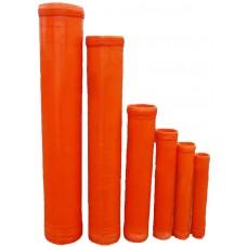 """6"""" (150mm) GFK-Mörser (orange)"""
