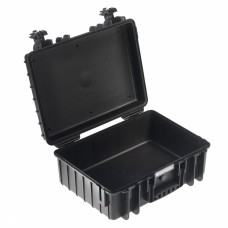 B&W Outdoor Case Type 5000 Schwarz/LEER