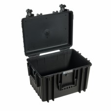 B&W Outdoor Case Type 5500 Schwarz/LEER