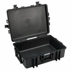 B&W Outdoor Case Type 6500 Schwarz/LEER