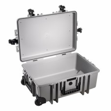 B&W Outdoor Case Type 6700 Grau/LEER
