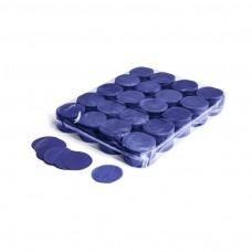 Slowfall confetti rounds Ø 55mm - Dark Blue / Bulk Bag 1KG