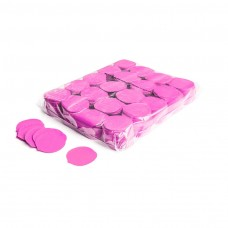 Slowfall confetti rose petals Ø 55mm - Pink / Bulk Bag 1KG