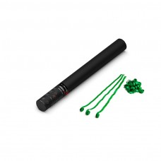 Handheld Cannon - Streamers - Dark Green