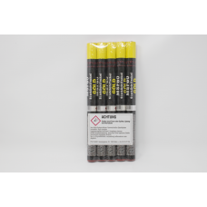Magnesiumfackel gelb 60 sec, mit Rauch