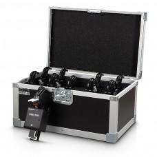 MAGICFX® POWER DROP SET (Incl. 10 Curtain Clamps + Case)