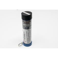 Rauchfackel mit Schlagzünder, ca 60 sec.Blau