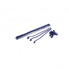 Streamers 5m x 0.85cm - Dark Blue / Polybag, 100  streamers