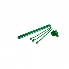 Streamers 5m x 0.85cm - Dark Green / Polybag, 100  streamers