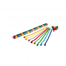 Streamers 5m x 0.85cm - Multicolour / Polybag, 100  streamers