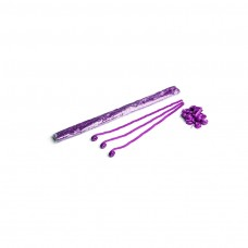 Streamers 5m x 0.85cm - Purple / Polybag, 100  streamers
