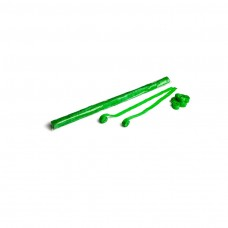Streamers 10m x 1.5cm - Light Green / Polybag, 32 streamers