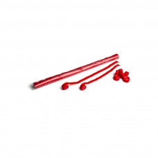 Streamers 10m x 1.5cm - Red / Polybag, 32 streamers