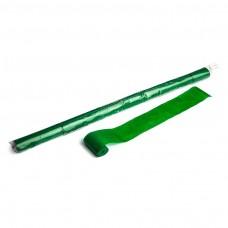 Streamers 10m x 5cm  - Dark Green / Polybag, 10 streamers