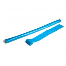 Streamers 10m x 5cm  - Light Blue / Polybag, 10 streamers