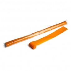 Streamers 10m x 5cm  - Orange / Polybag, 10 streamers