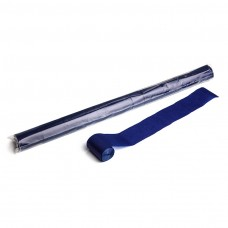 Stadium Streamers 20m x 5cm  - Dark Blue / Polybag, 10 streamers