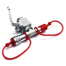 MIETE CO2 Manuelles Entriegelungsventil 3/8 (manual valve)